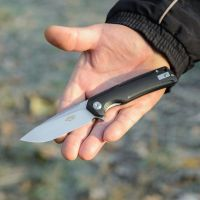 Laconic and convenient knife for everyday use😎 #ganzoknife #ganzoknives #firebirdknife #ganzofirebird #ganzofh91