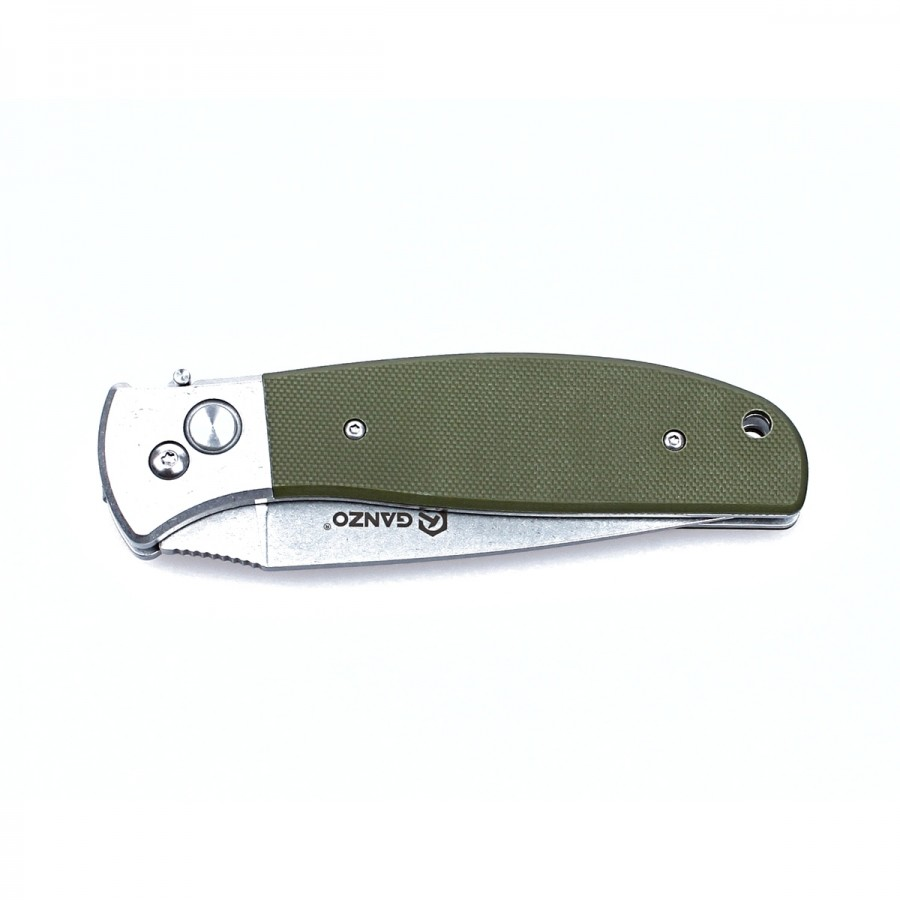 Knife Ganzo G7482 (Orange, Black, Green)