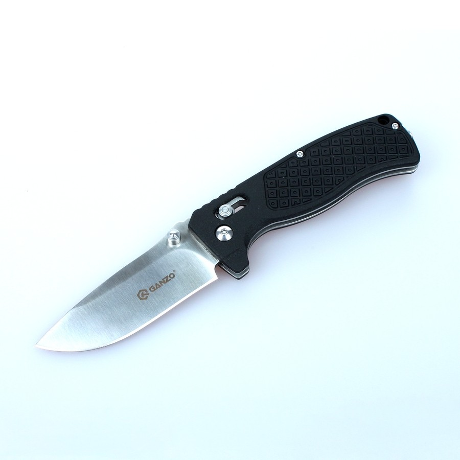 Knife Ganzo G724M (Black, Green, Orange)