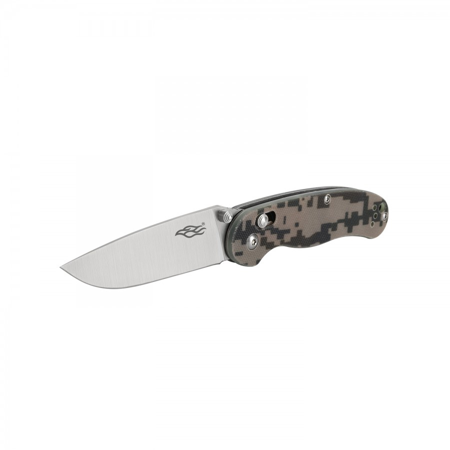 Knife Firebird by Ganzo FB727S (black, camouflage, gray)