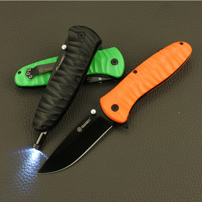 Knife Ganzo G622-FO-1, Orange
