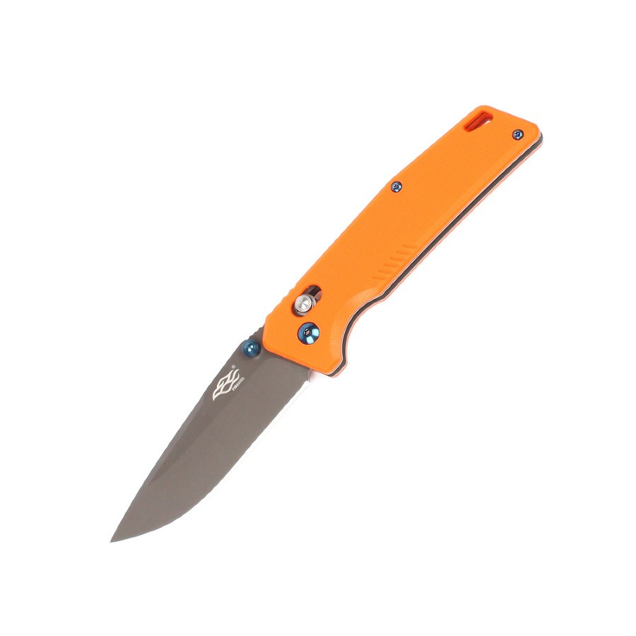 Knife Ganzo Firebird F7603 (Camouflage, Black, Orange, Green)