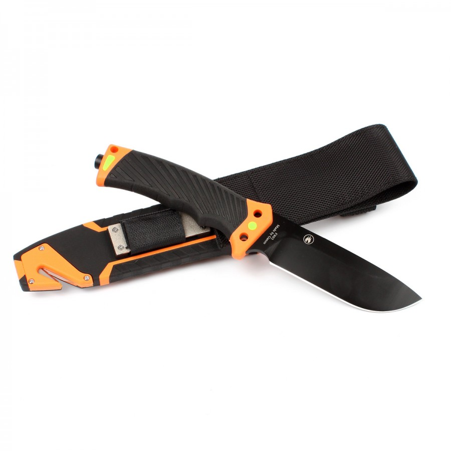 Knife Ganzo Firebird F803 (Orange, Sand, Gray, Green)