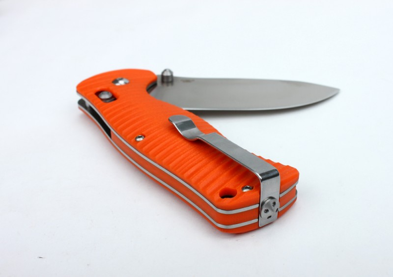 Knife Ganzo G720 (Black, Green, Orange)