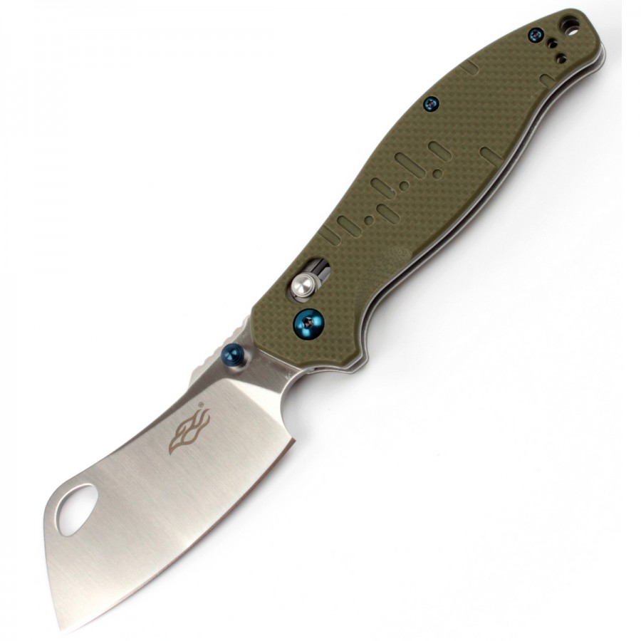 Knife Ganzo Firebird F7551 (Black, Orange, Green)